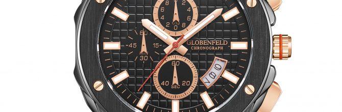 Globenfeld Hand Assembled Chronograph Rose